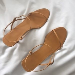 FINAL PRICE 🔥The Row Sandals Brand New Size 38